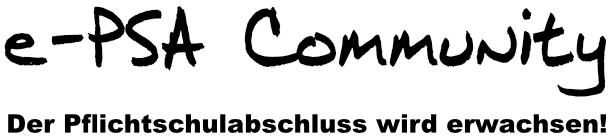 e-PSA Community
